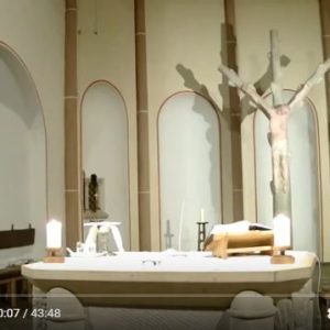 St. Nikolaus Bensberg Bergisch Gladbach Livestream