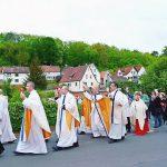 Weihbischof Karlheinz Diez aus Fulda Fatima Monatswallfahrt