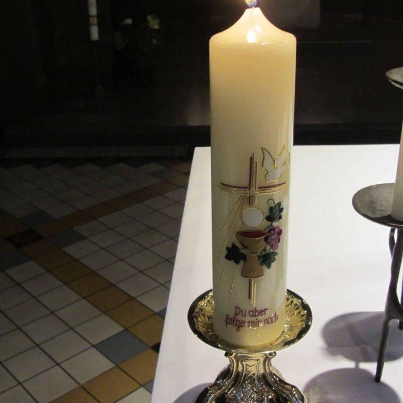 eucharistische Andacht Gebet um Berufung