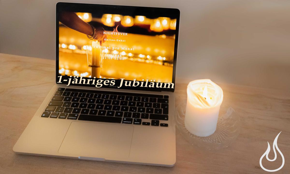 nightfever online computer candle