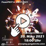 Diözesaner Weltjugendtag Wien Press Play