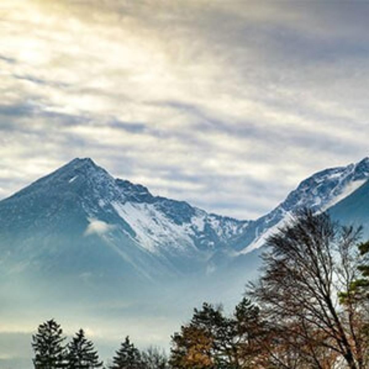 Berge Tirol Jesuiten Bergwochenende